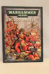 BLOOD ANGELS CODEX 5TH EDITION GAMES WORKSHOP GW WARHAMMER 40,000 40K (U-B3S4 183254)