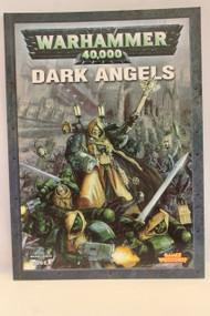 DARK ANGELS CODEX WARHAMMER 40,000 40K 5TH EDITION GAMES WORKSHOP GW (U-B3S4 183258)
