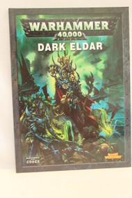 DARK ELDAR CODEX WARHAMMER 40,000 40K5TH EDITION GAMES WORKSHOP GW (U-B3S4 183260)