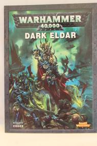 DARK ELDAR CODEX WARHAMMER 40,000 40K 5TH EDITION GAMES WORKSHOP GW (U-B3S4 183263)