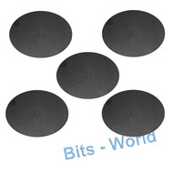 WARHAMMER 40K BITS: 120x92mm Oval Bases - 120x92mm OVAL BASES x5