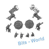 WARHAMMER BITS: BLOOD BOWL SCARCRAG SNIVELLERS - TOKENS