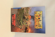 FLAMES OF WAR - DESPERATE MEASURES SOFT COVER BOOK (U-B1S2 183694)