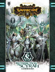 Warmachine: Accessories - Forces of Warmachine - Retribution of Scyrah Command (Softcover)