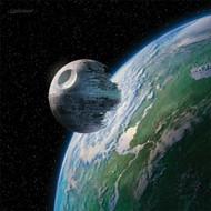 Star Wars X-Wing: Death Star II Playmat