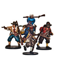 Blood & Plunder: English Forlorn Hope (Buccaneer Storming Party)