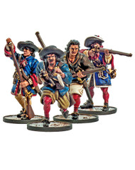 Blood & Plunder: French Flibustiers