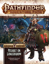 Pathfinder: Adventure Path - Ironfang Invasion Part 3 - Assault on Longshadow