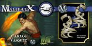 Malifaux: Arcanists - Carlos Vasquez