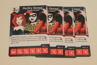 4X Harley Quinn Batman Tas Villians - Card Only - Promo (B6S8Wzk 72770-1)