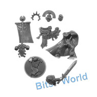 WARHAMMER 40K BITS: SPACE MARINES CAPTAIN - CAPTAIN