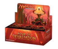 Magic The Gathering Sealed: Hour of Devastation - Hour of Devastation Booster Box