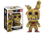 Pop! Five Nights At Freddy's: Springtrap Vinyl Figure