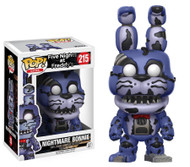 Pop! Five Nights At Freddy's: Nightmare Bonnie Vinyl Figure