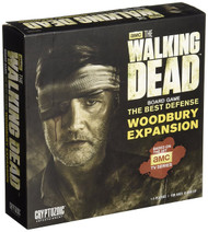 The Walking Dead Board Game: The Best Defense (TV) Woodbury Expansion