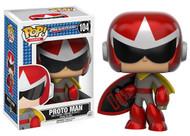 Pop! Protoman Pop Figure