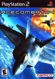 Ace Combat 4 (Playstation 2) - CIB