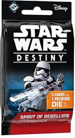 Star Wars Destiny: Spirit of the Rebellion Booster Pack