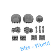 WARHAMMER 40K BITS: SPACE MARINES REDEMPTOR - HULL MOUNTED WEAPONS / PURITY SEALS