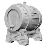 Deep Cuts Unpainted Miniatures: Keg Barrels