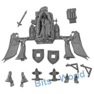 WARHAMMER 40K BITS - DARK ANGELS LANDSPEEDER VENGEANCE - SHRINE