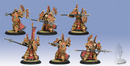 Hordes: Skorne - Cataphract Cetrati - Unit