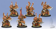 Hordes: Skorne - Cataphract Incindiarii - Unit