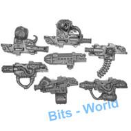 WARHAMMER 40K BITS: CHAOS SM BLIGHTLORDS - COMBI PLASMA/MELTA/FLAMER/BOLTER