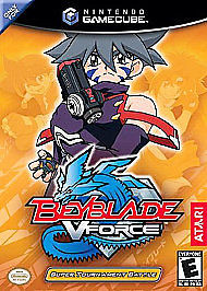 Beyblade V Force (Gamecube) - CIB
