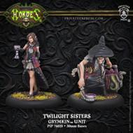Hordes: Grymkin - Twilight Sisters Unit