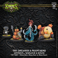 Hordes: Grymkin - The Dreamer & Phantasms Warlock