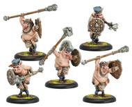 Hordes: Grymkin - Piggybacks