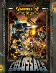 Warmachine: Accessories - Colossals Book