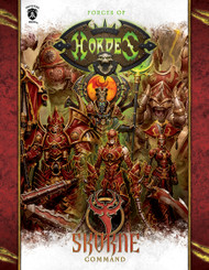 Hordes: Skorne - Forces of Hordes - Skorne Command (Softcover)