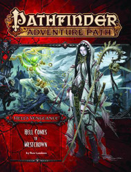 Pathfinder: Adventure Path - Hell`s Vengeance Part 6 - Hell Comes to Westcrown