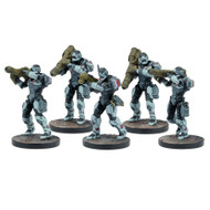 Warpath: Enforcer Heavy Support Team Set