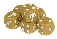 Tanks: German Afrika Korps Dice Set