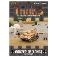 Tanks: German Panzer IV 7.5cm