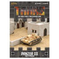 Tanks: German Panzer III