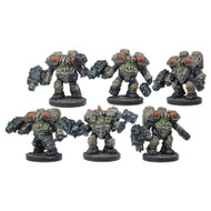 Warpath: Forge Father Hammerfist Drop Team