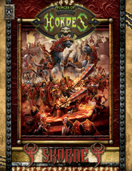 Hordes: Accessories - Forces of Hordes: Skorne (Soft Cover)