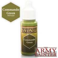Army Painter: Warpaints: Commando Green 18ml