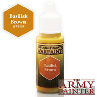 Army Painter: Warpaints: Basilisk Brown 18ml