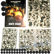 Warhammer 40K Bits: Dark Imperium - Death Guard Half Box