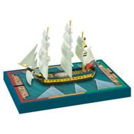 Sails of Glory: HMS Hamadryad 1797/HMS Mahonesa 1796