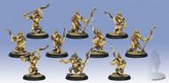 Hordes: Minions - Bog Trog Ambushers – Unit (10)