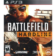 Battlefield Hardline (Playstation 3) - NEW