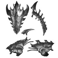 WARHAMMER 40K BITS: TYRANID VENOMTHROPES - NEUROTHROPE UPGRADE