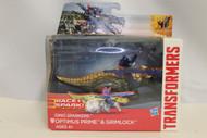Dino Sparkers Optimus Prime & Grimlock sealed Hasbro (U-B8S2 195980)