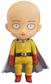 One-Punch Man Saitama Nendoroid Action Figure